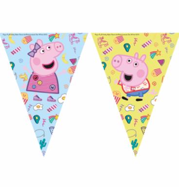 Peppa pig Flag Banner