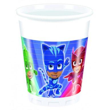 cups Pj masks